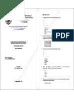 Teste Grila, Matematică Și Biostatistică 2015 (1)