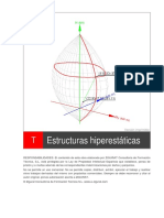 0153 B01 P04 D Estructuras Hiperestaticas