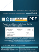 IAFT_Public and Private Standards Certification in Agri-Food Trade