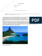 Pernambuco relevo idrogra