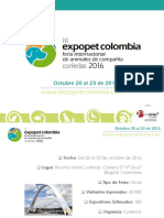 Expo Pet Colombia 2016