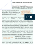 Información Para El Taller de Teoría Del Diseño Educativo.