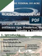 06 - Microbacias Hidrograficas