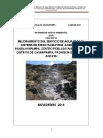 Estudio de Impacto Ambiental Sistema de Riego Raquitana