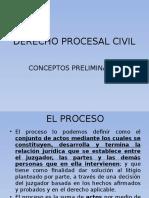 Derecho Procesal Civil - Diapositivas