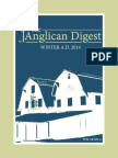 The Anglican Digest – Winter 2014