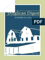 The Anglican Digest – Summer 2015