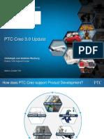 PTCUser Sweden Creo3.0 Update