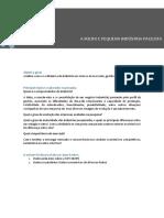 Sebrae a Micro e Pequena Industria Paulista 2015