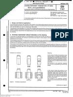 DIN 7167_Envelope Principle