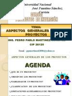 1.- ASPECTOS GENERALES