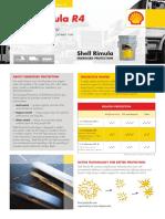 Información de Producto Rimula R4
