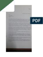Queja de La Embajada Peruana Ante El INADI