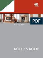 Rofer Catalogo