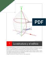 0153 B01 P01 D La Estructura y El Edificio