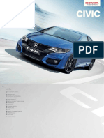 Novi Civic 2015 - Brošura