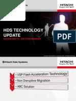 Hitachi-HDS Technology Update