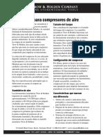 Air Compressors SP