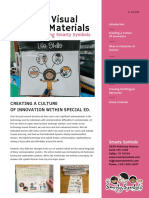Visual Support Using Smarty Symbols