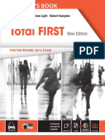 Total FIRST New Edition Teachers Book