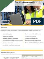 MANUAL SAP BUSINESS ONE 9.1 PARA CONSTRUCCION Y PROYECTOS CIVILES.pdf