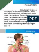 oxygenasi