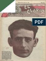 El Clarín (Valencia). 29-1-1927