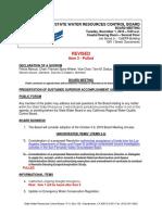 SWRCB 11-01-16 Agenda Rev