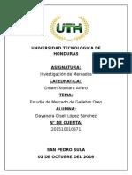 Guia de Sesion de Grupo Focal de La Galleta Oreo