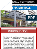 Exposicion - Drywall