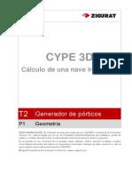 0184 T2 P1 Geometria METAL 3D