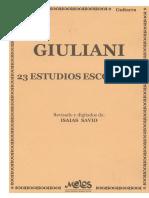 4. Giuliani - Savio, 6,9,11,14,15,19