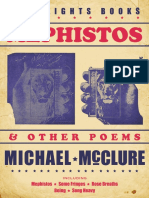 Table of Contents and Mephisto 1-9