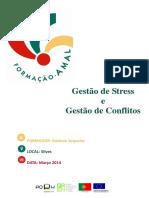 Manual Gestão de Stress e de Conflitos