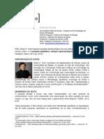 PIRES Alvaro P Fichamento