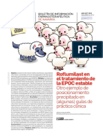 BIT Navarra Roflumilast EPOC