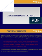 Presentación Seguridad Industrial Repsol