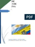 Perfil de Argentina