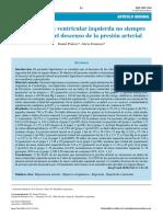 11 - Hipertrofia Ventricular Izquierda y PA - Piskorz