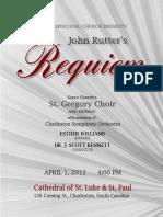 Rutter Requiem 04-01-2012
