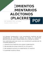 Yacimientos Sedimentarios Alóctonos Placeres Fernandez Ciquero
