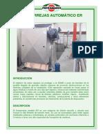 FILTRAMASSA - Rejas Automaticas