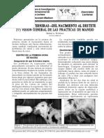 27_scrianza de Terneras Del Nacimiento Al Destete .Vision General de Las Practicas de Manejo