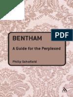 (Guides for the Perplexed) Philip Schofield-Bentham_ a Guide for the Perplexed (Guides for the Perplexed)-Continuum (2009)