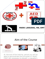 Basic First Aid_AED