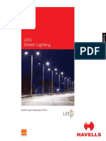 LED Street Light Catalogue 2016
