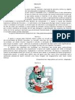 ATIVISMO ON-LINE:FERRAMENTA DE COMBATE OU FORMA DE ACOMODAÇÃO?