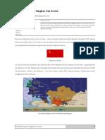 Profil dan Sejarah Singkat Uni Soviet