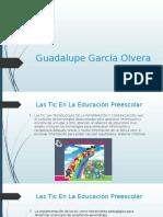 Las Tic en La Educacion Preescolar
