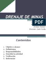 Drenaje Acido de Minas II